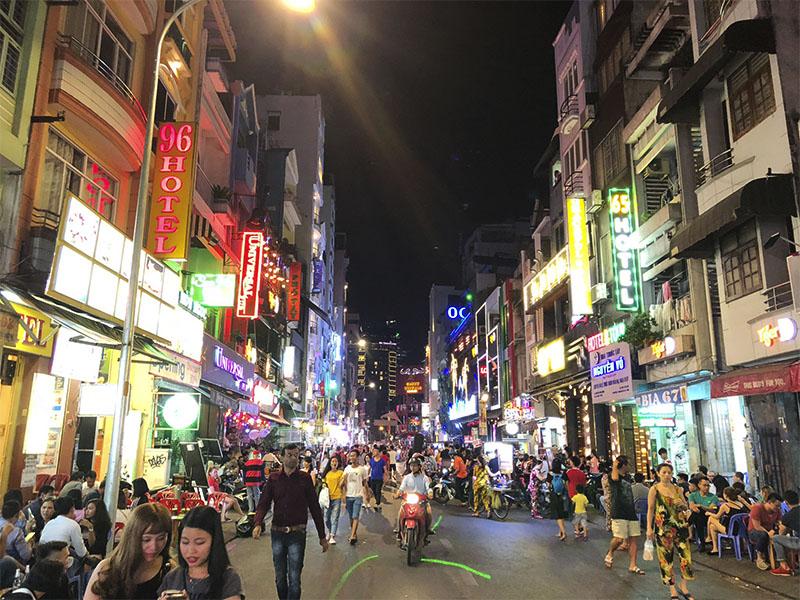 hacer en vietnam Ho Chi Minh city