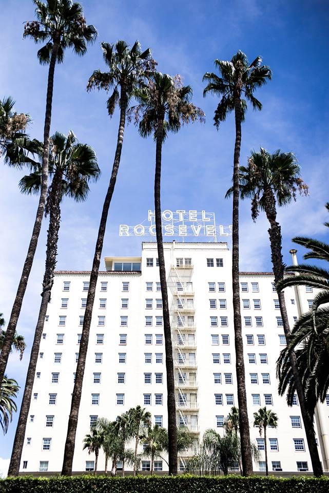 Hoteles en Los Ángeles, para celebrities y emblemáticos