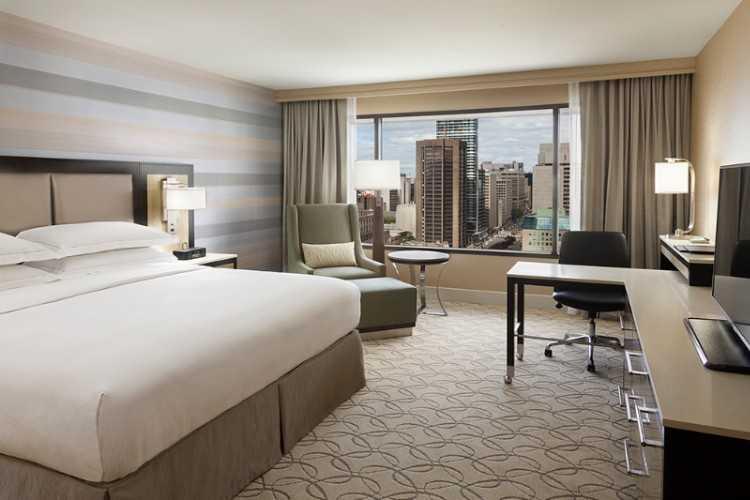 Hoteles en Toronto
