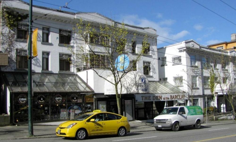 Hoteles en Vancouver con las 3 B 3