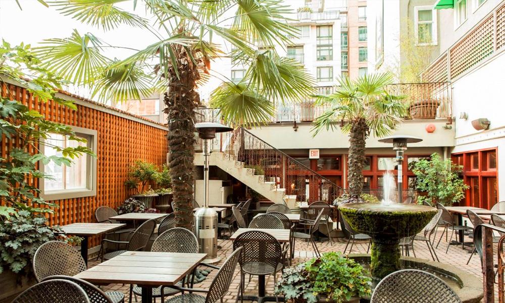 Hoteles en Vancouver con las 3 B- bueno 1