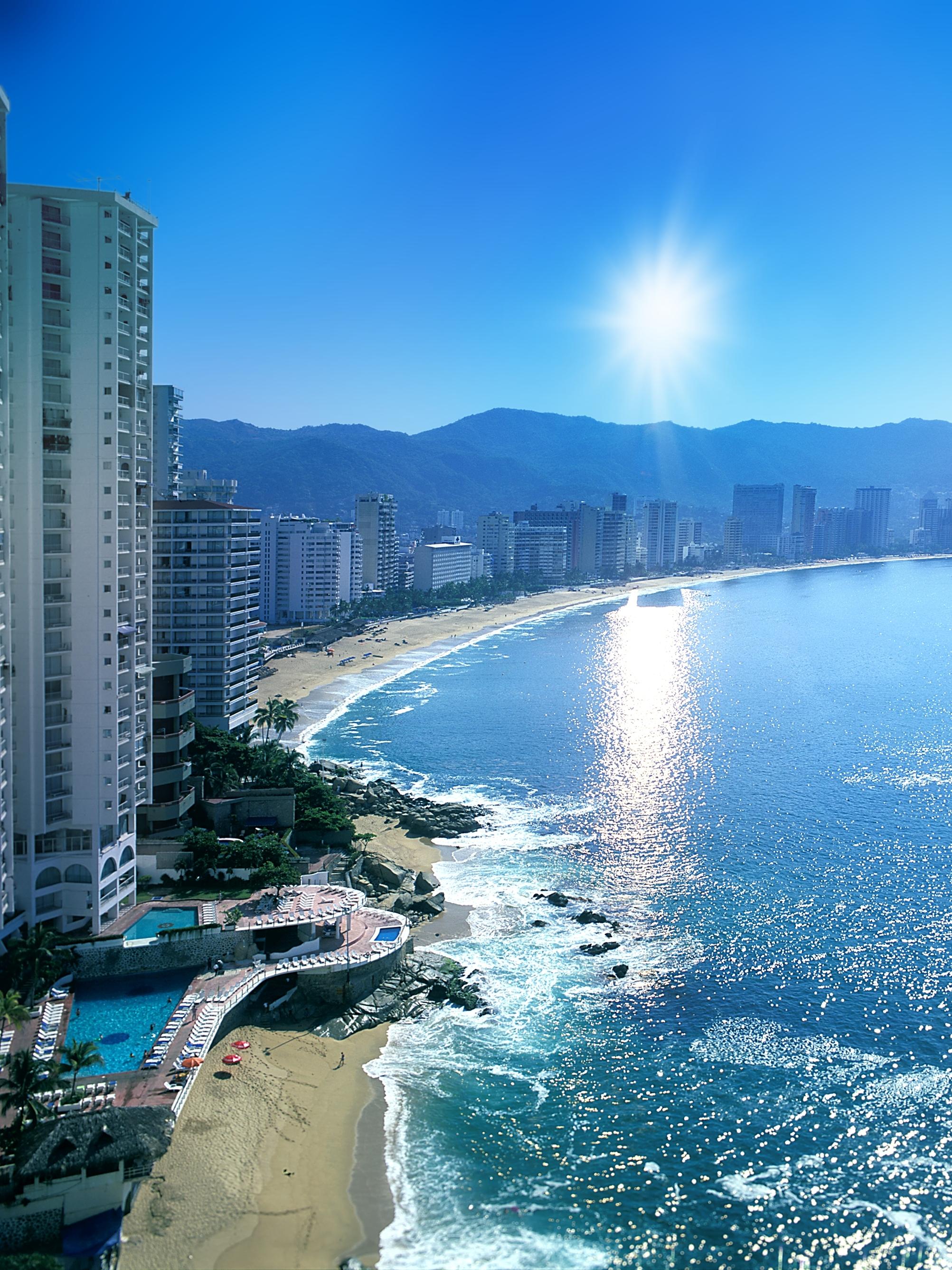 Las mejores playas de México para disfrutar la soltería Acapulco