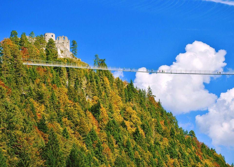 Puentes Colgantes Austria
