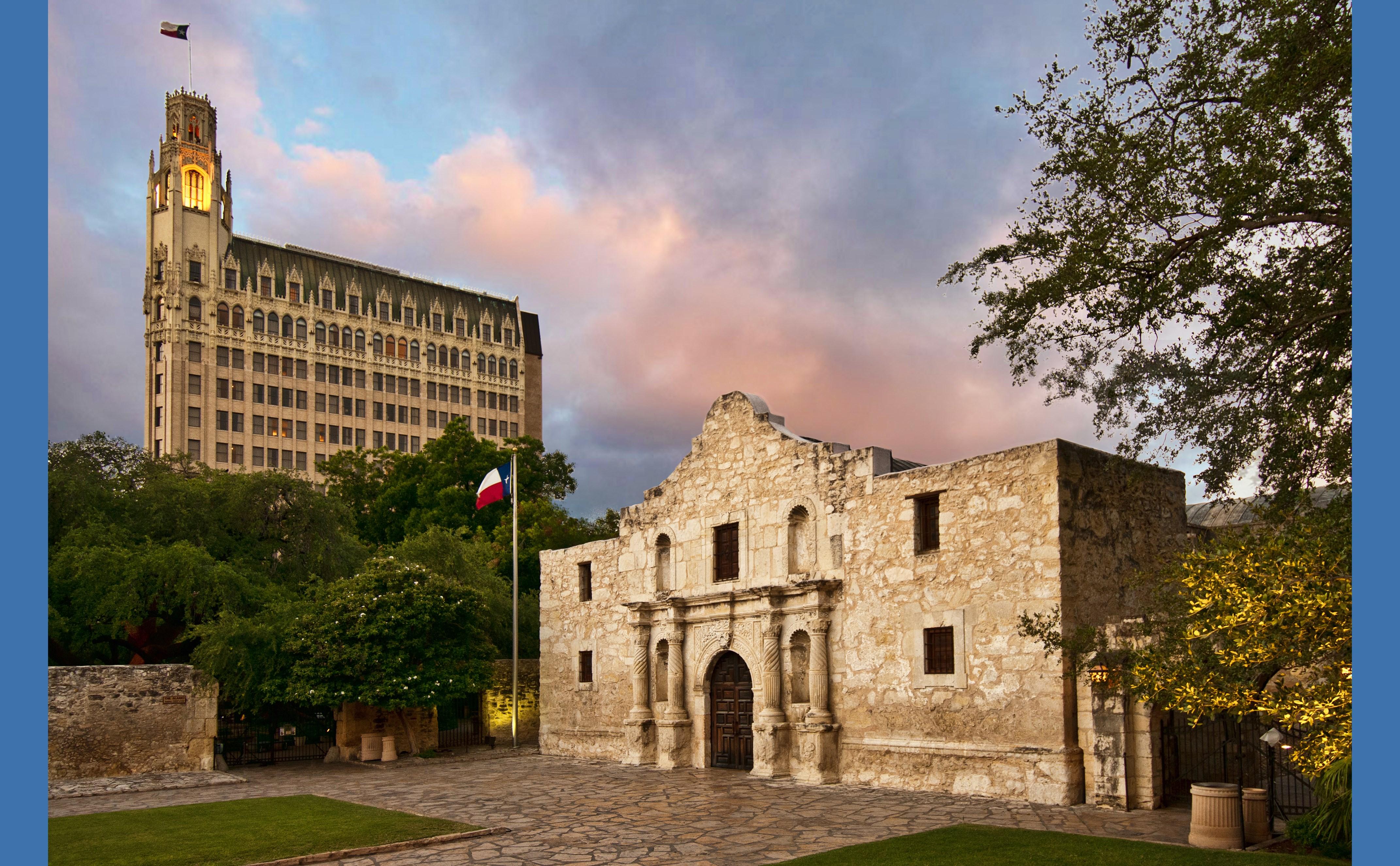 Qué Hacer en San Antonio, El Alamo