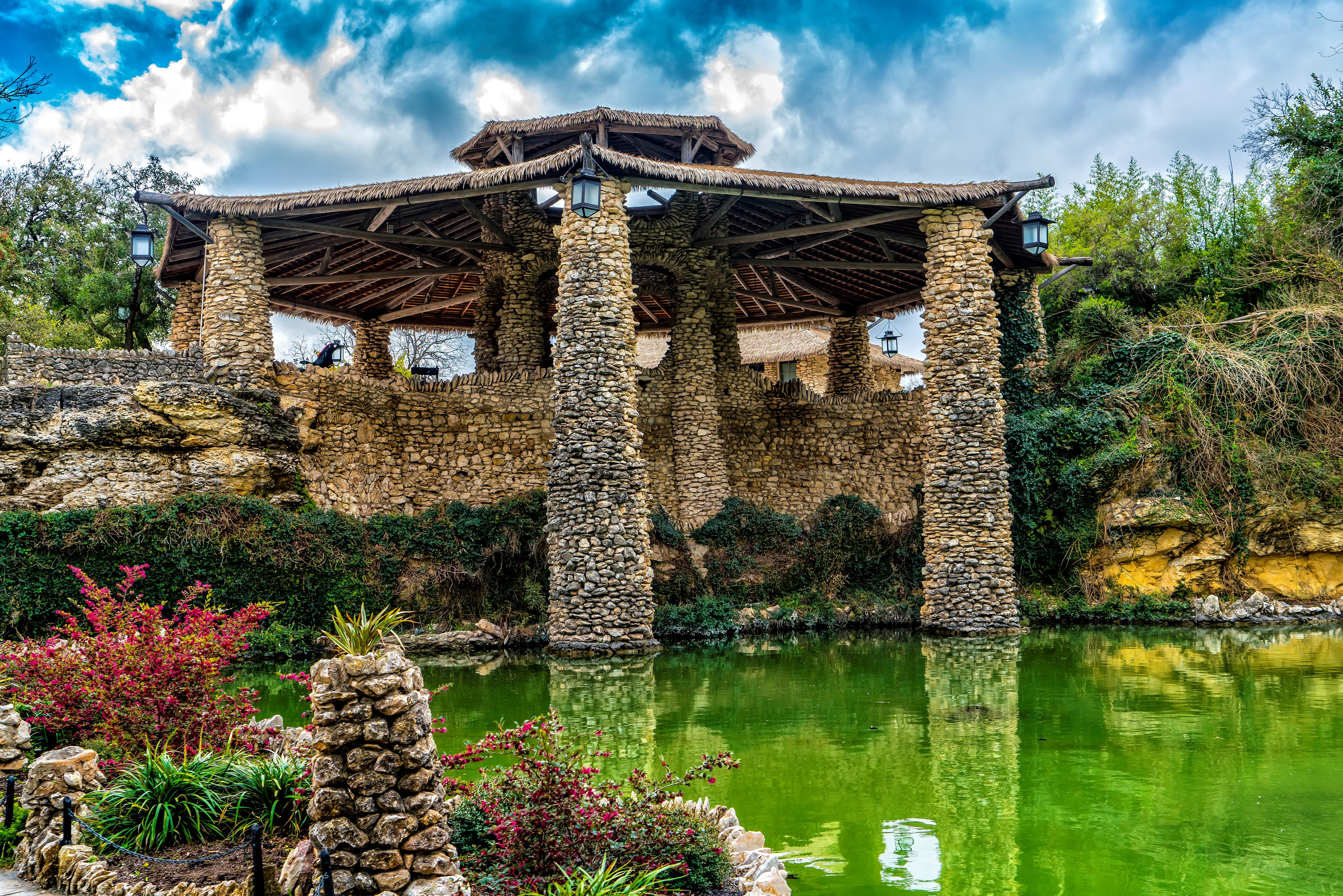 Qué Hacer en San Antonio, Japanese-Tea-Garden - Travel Report