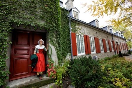 Qué hacer en Montreal Château Ramezay
