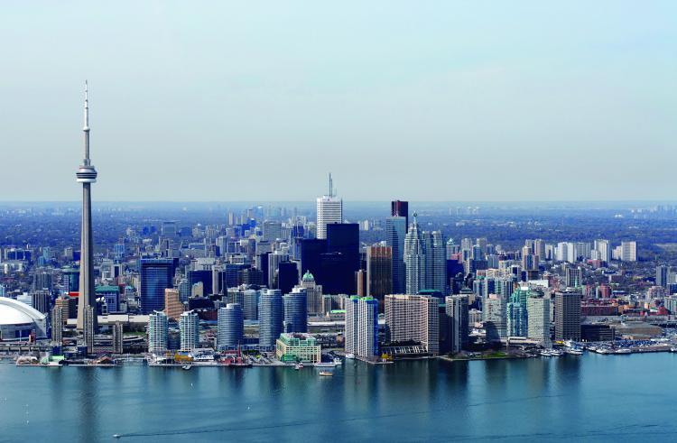 Qué hacer en Toronto isla