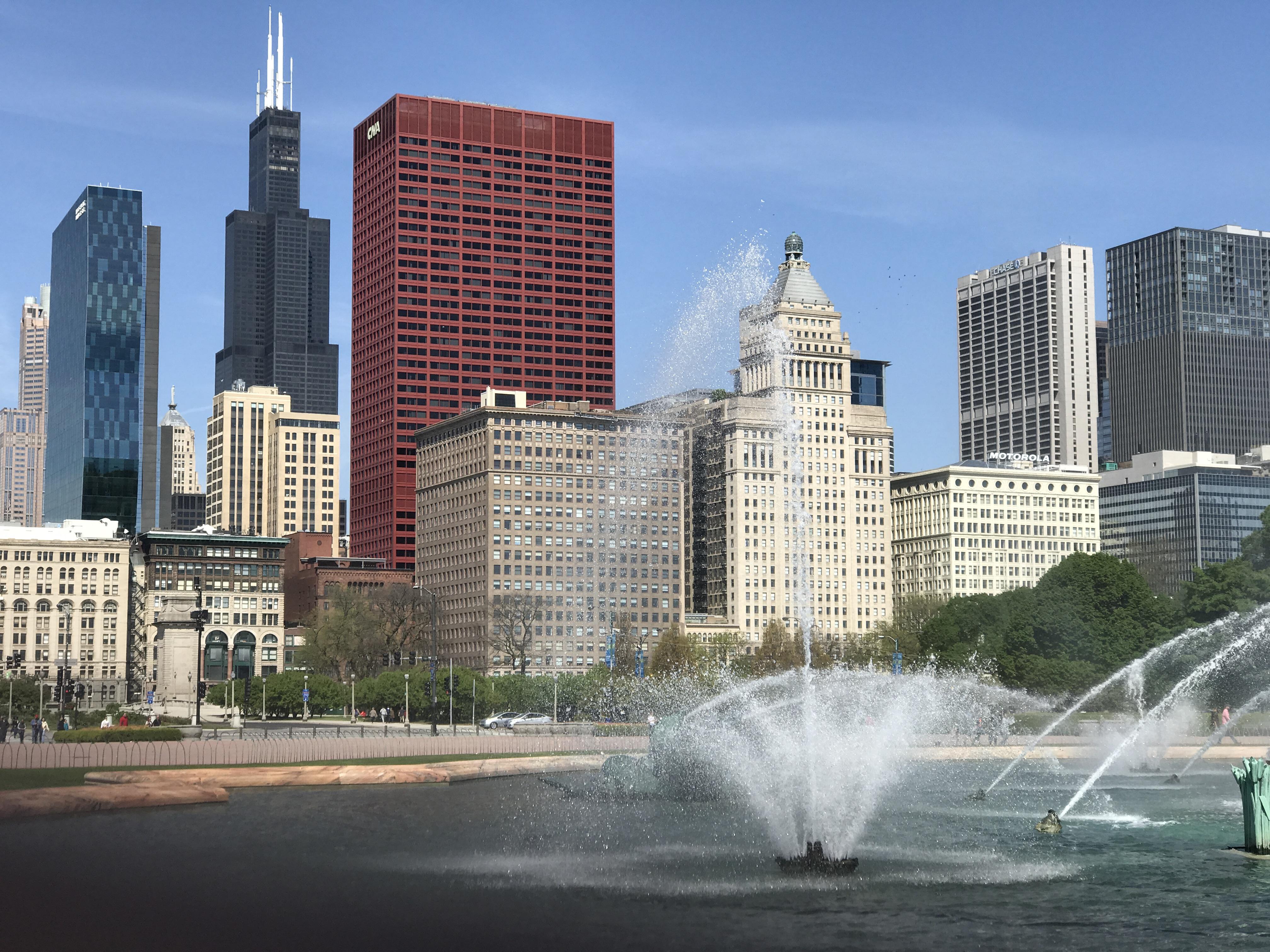 Qué hacer y qué visitar en Chicago rascacielos