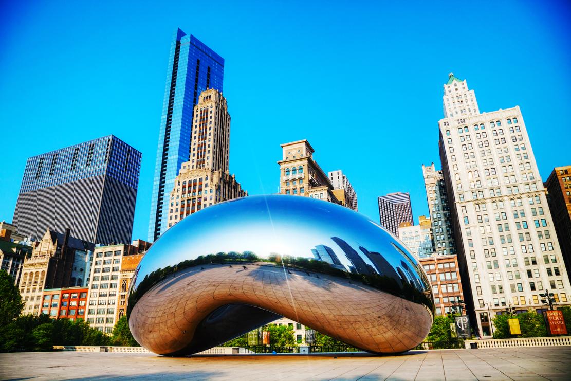Что посмотреть в Чикаго, штат Иллинойс: пять должны увидеть достопримечательности
