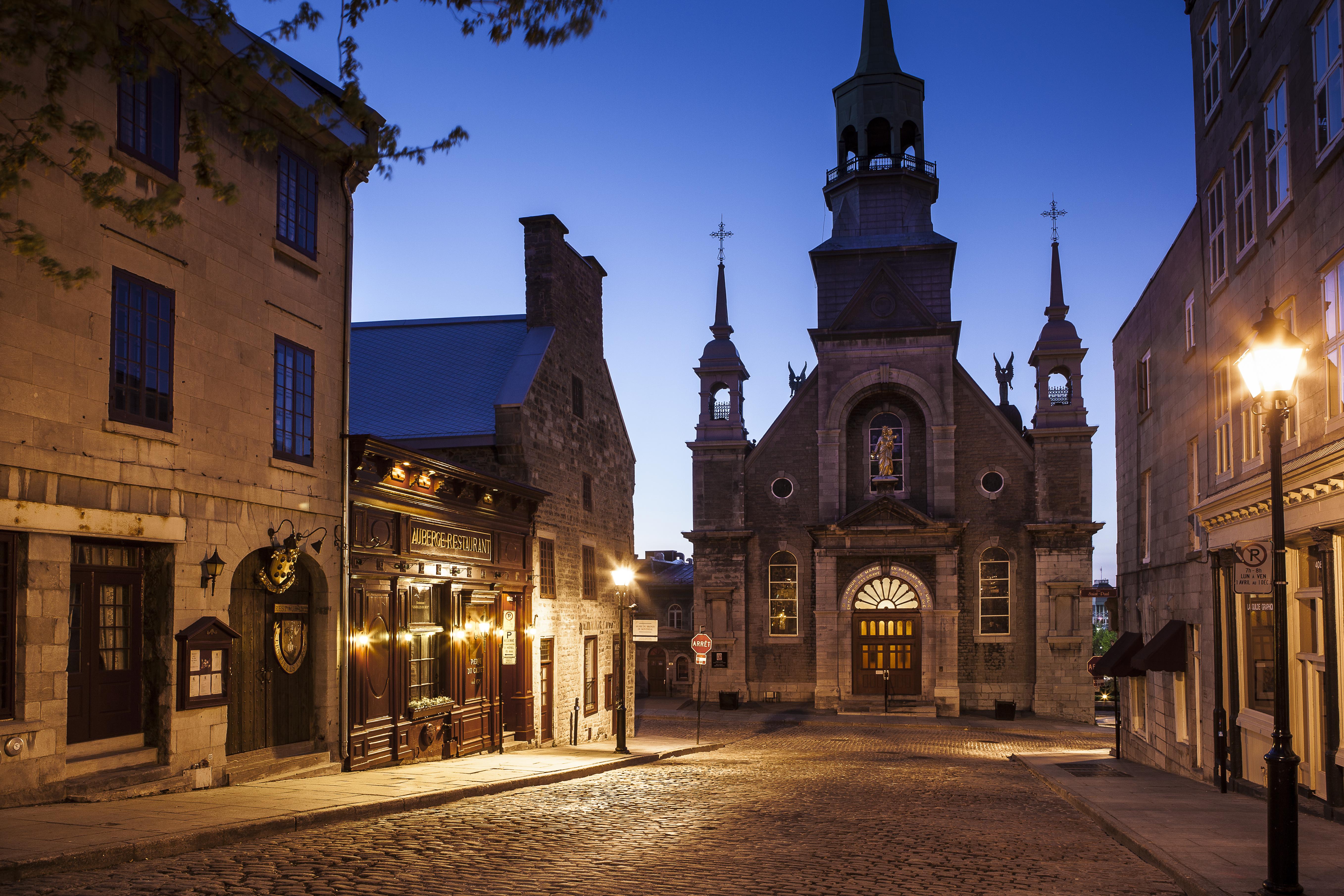Qué ver en Montreal, modernidad o naturaleza arquitectura
