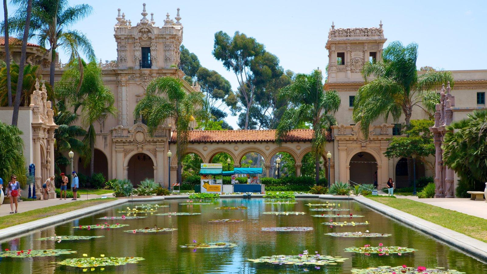 Qué ver en San Diego, un destino que te sorprenderá.balboa