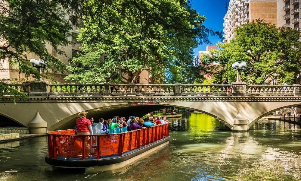 Qué visitar en San Antonio river
