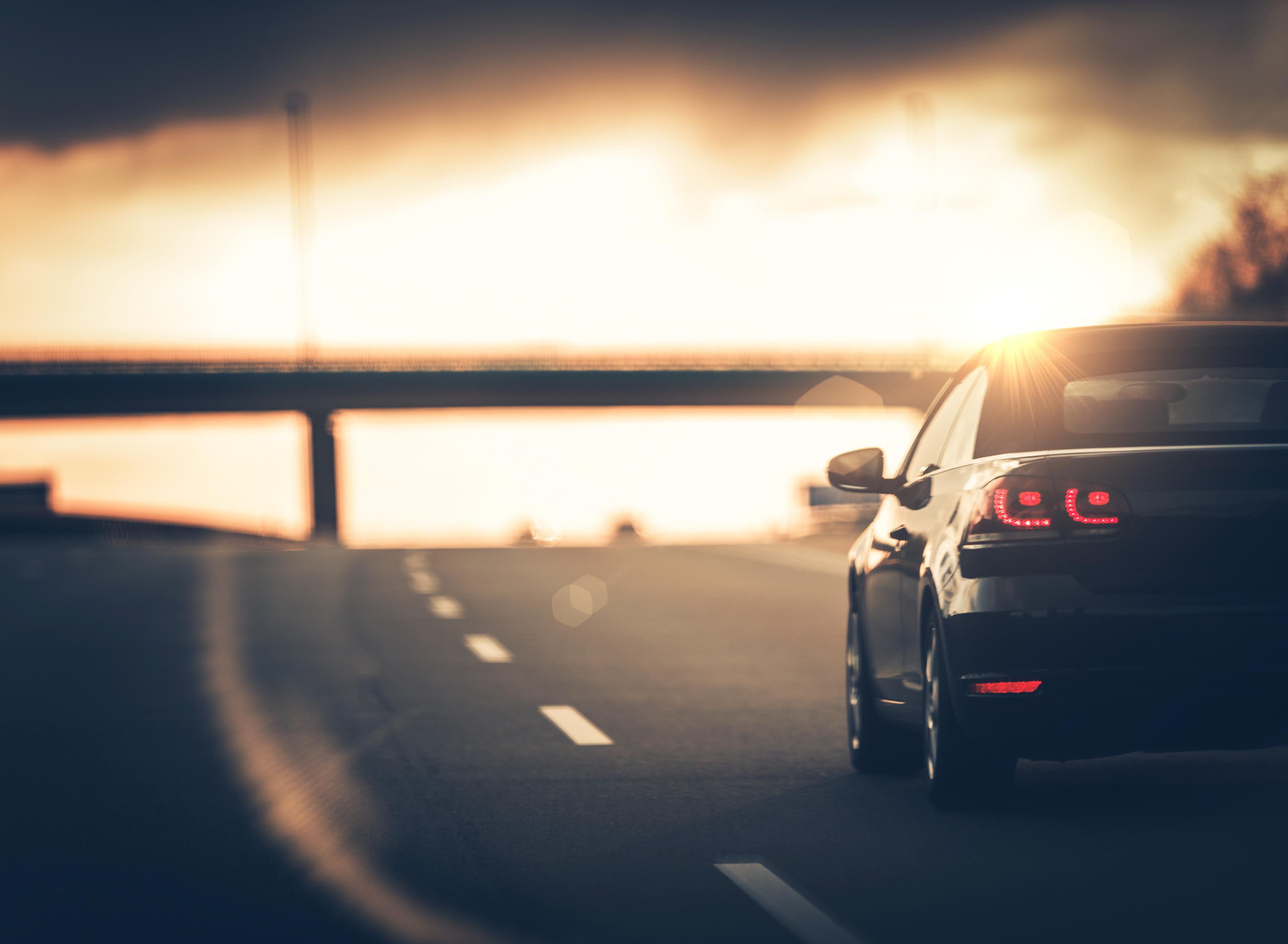 Tips de seguridad para viajar en automóvil