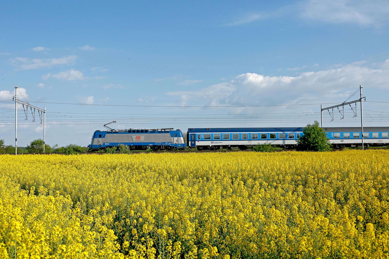 Viajar en tren por Europa, otra forma de economizar