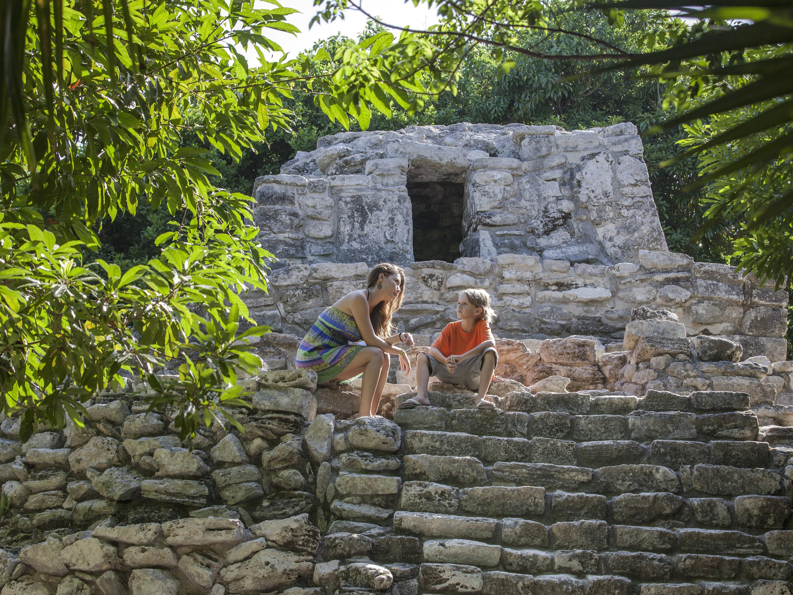 Xcaret tradición y naturaleza zonas-arqueologicas-01