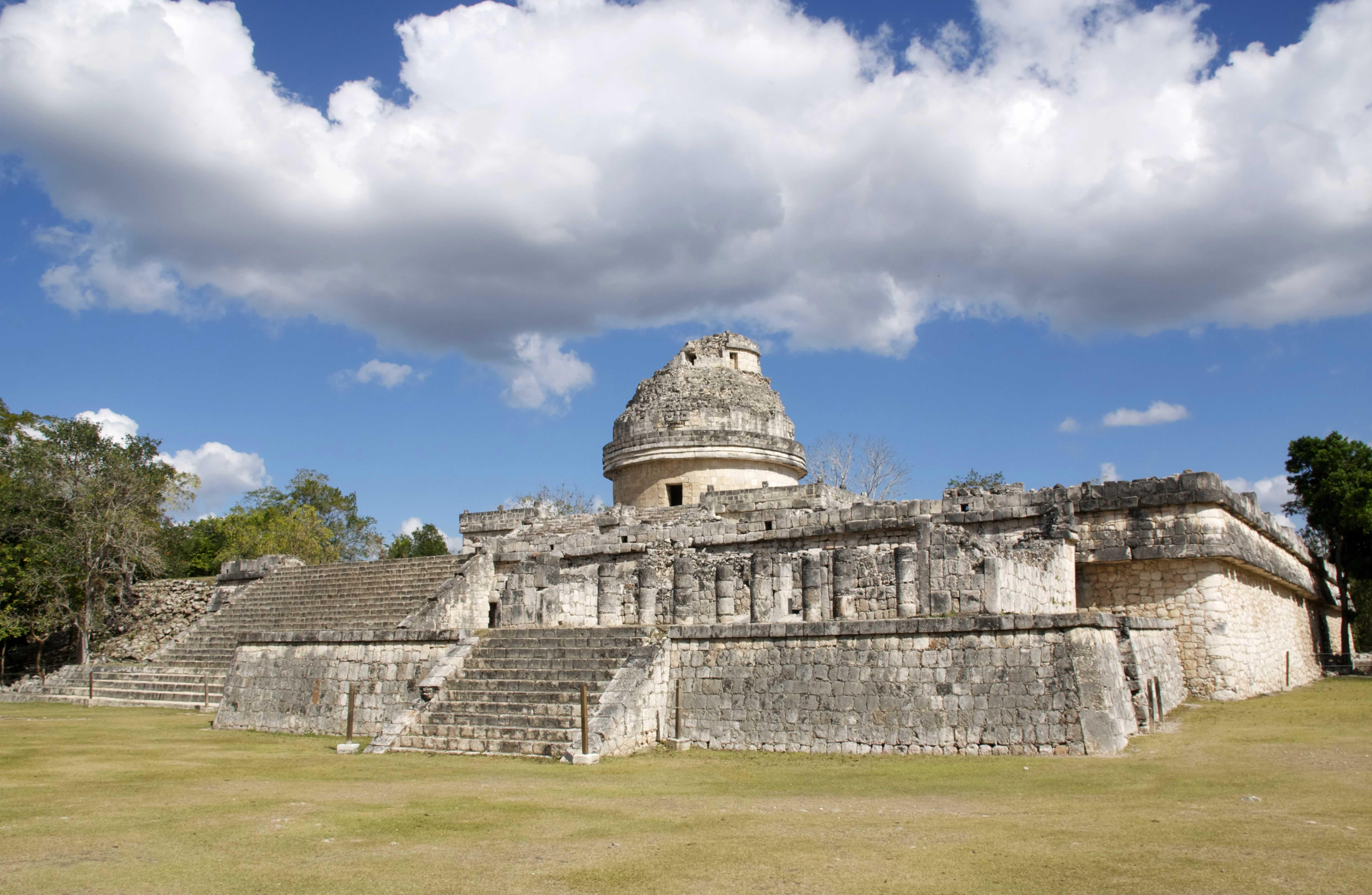 Xichen tours por el mundo maya Chichen Itza