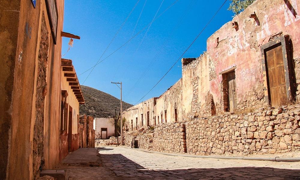 Poblado de Cerro de San Pedro