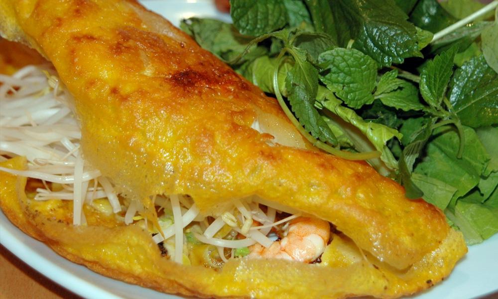 comida de vietnam bánh xèo