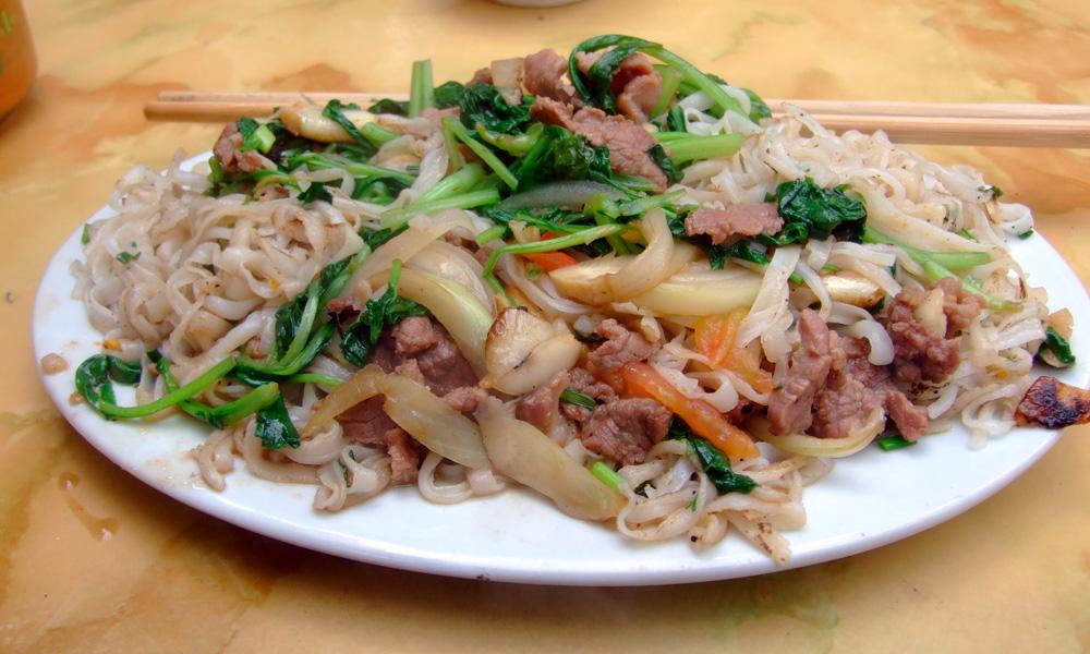 comida de vietnam phở