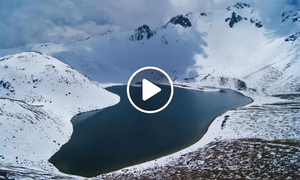 Mejor época para ir al Nevado de Toluca