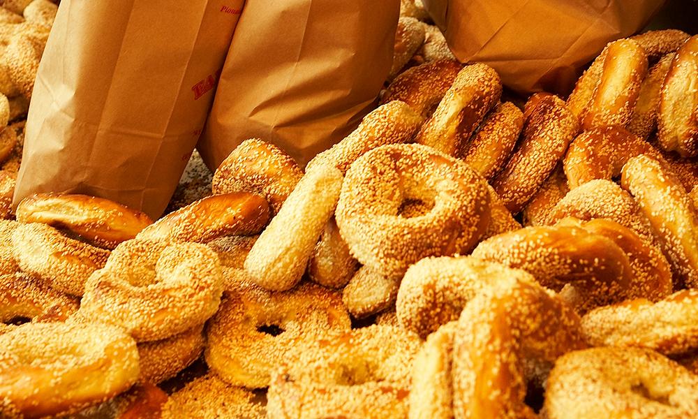 qué comer en montreal bagel