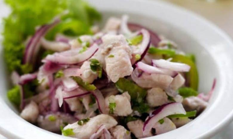 Gastronomía Ixtapa