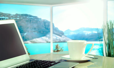 Que es bleisure tendencia trabajar viajes negocios leisure
