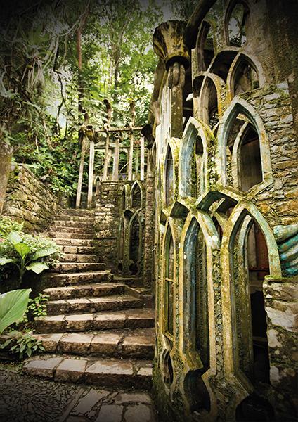 jardin surrealista xilitla leonora carrington