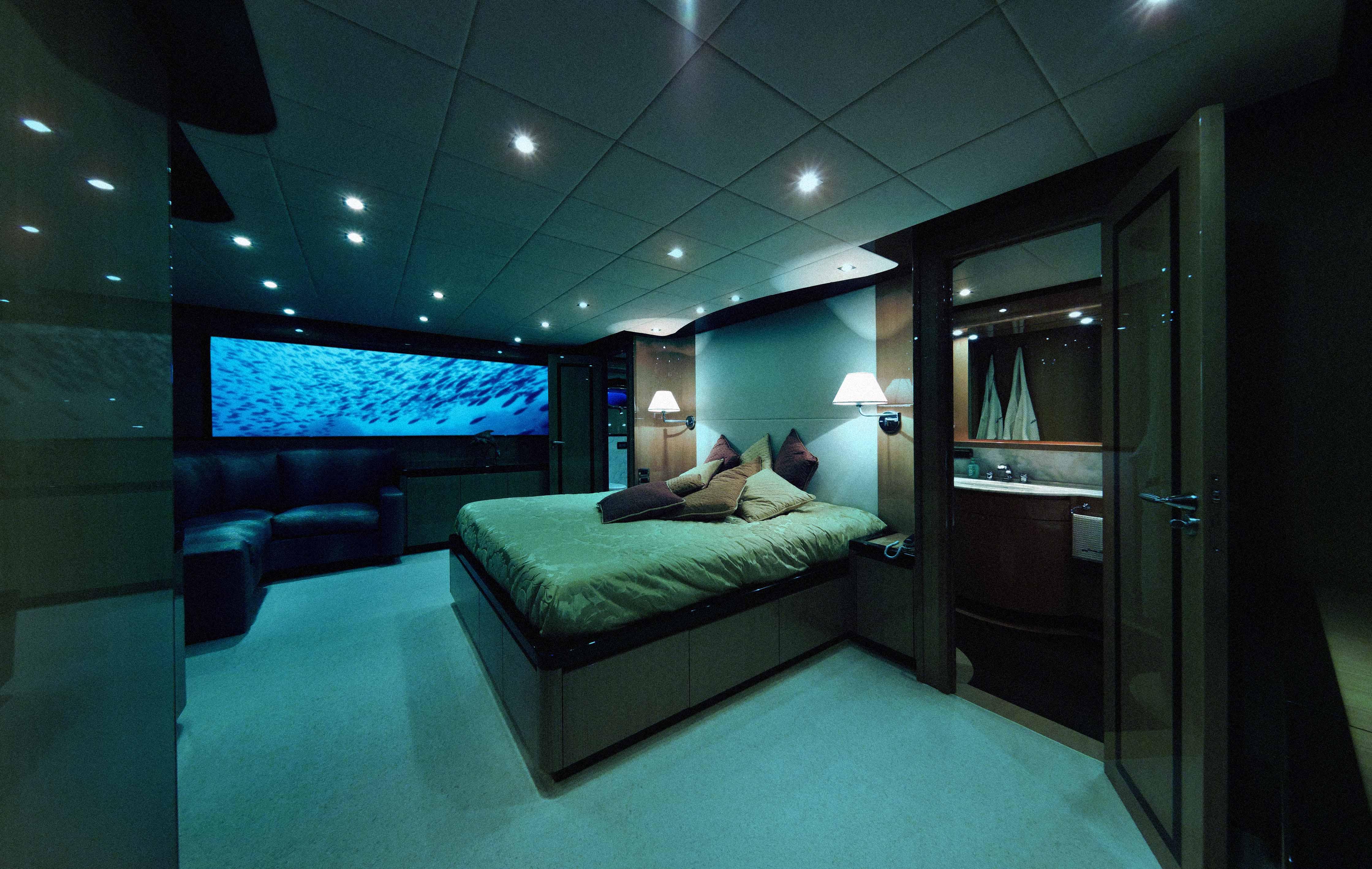 Los mejores hoteles bajo el agua