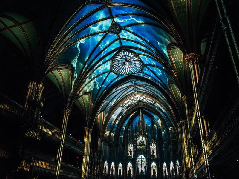 Aura Basílica Montreal