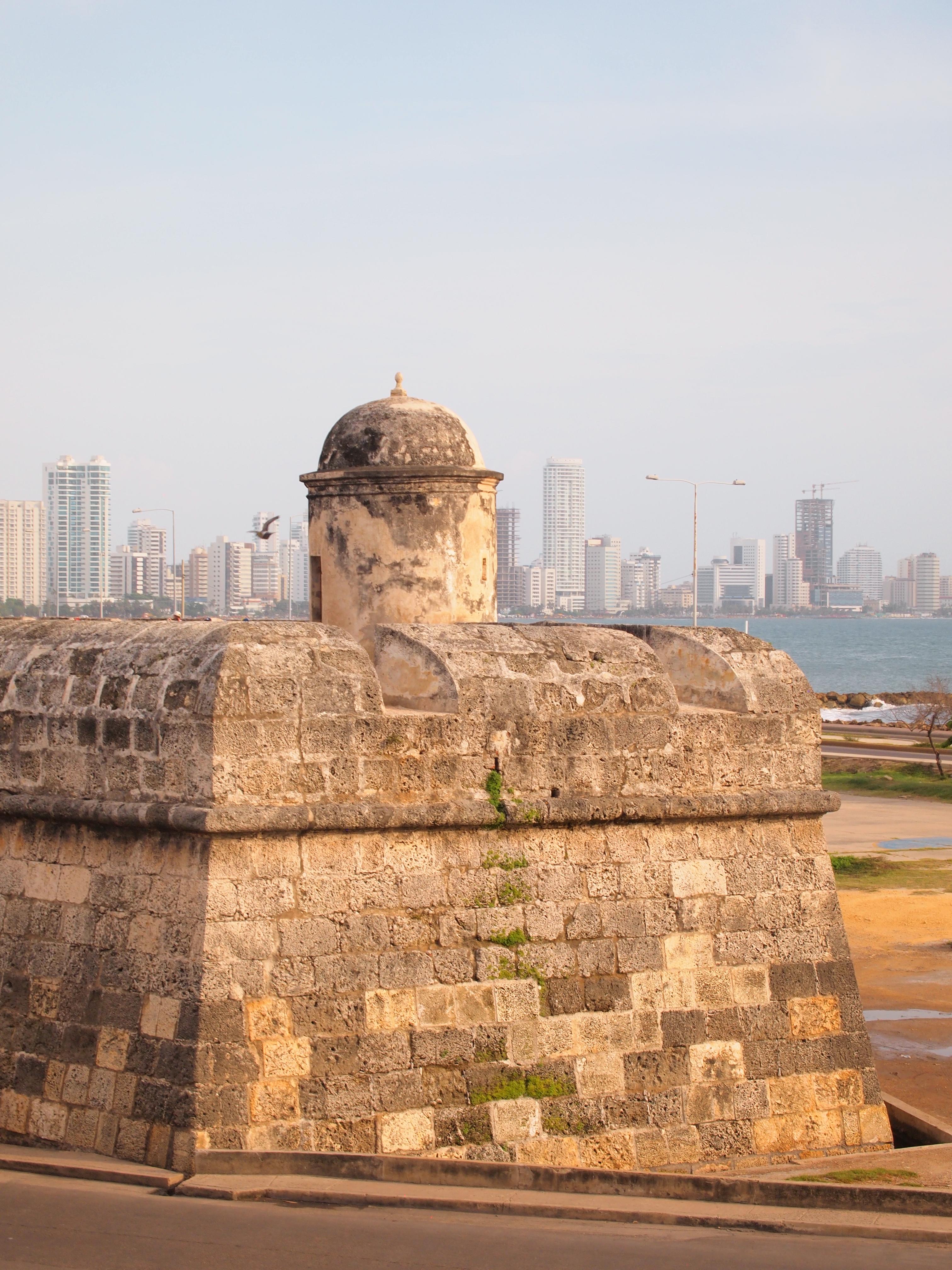 Cinco ciudades con muralla que no tiene ni Trump Cartagena de Indias