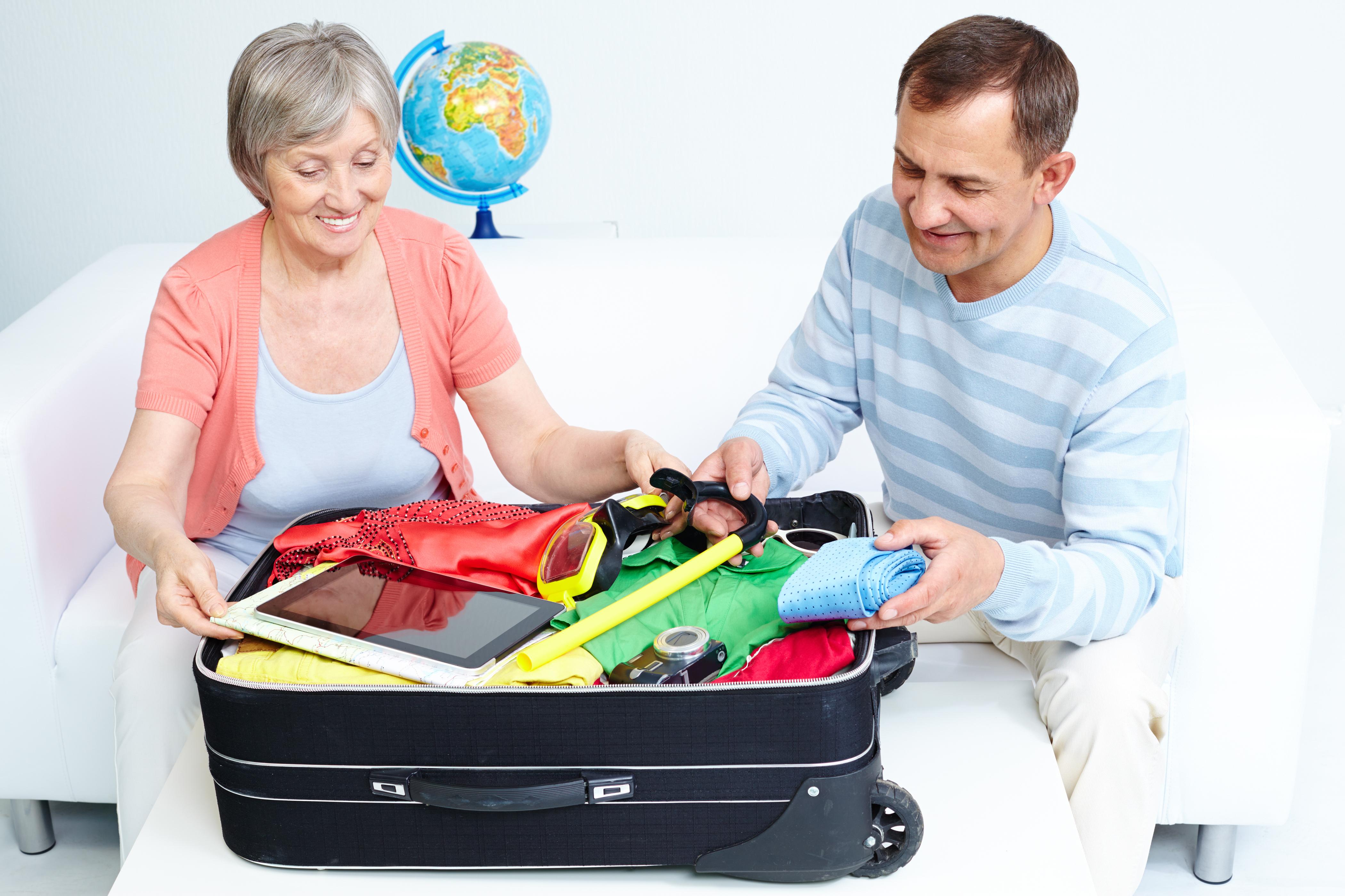 Consejos para hacer la maleta rápido y fácil