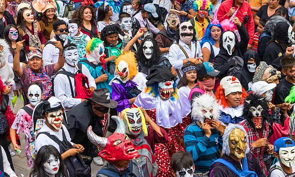 Cuándo ir a San Miguel de Allende: El Desfile de los Locos