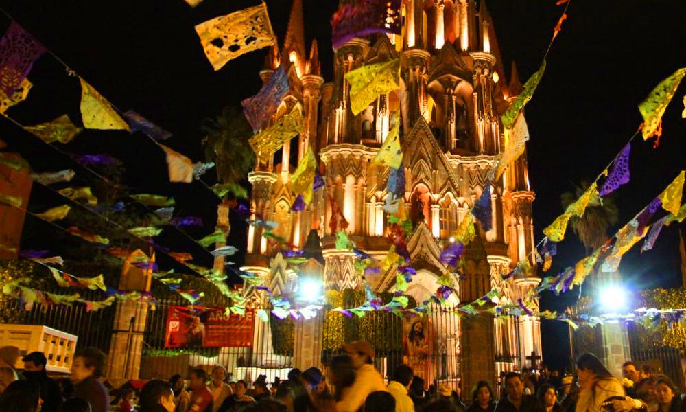 Cuándo ir a San Miguel de Allende, eventos más importantes