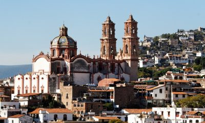 Dónde dormir en Taxco