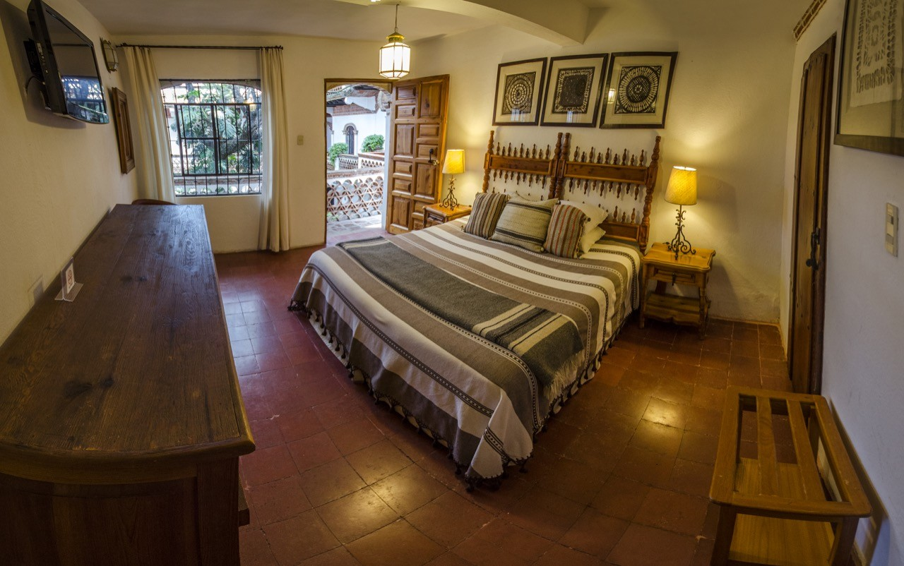 Dónde dormir en Taxco_Los Arcos