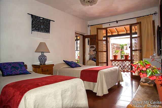 Dónde dormir en Taxco_Mi Casita