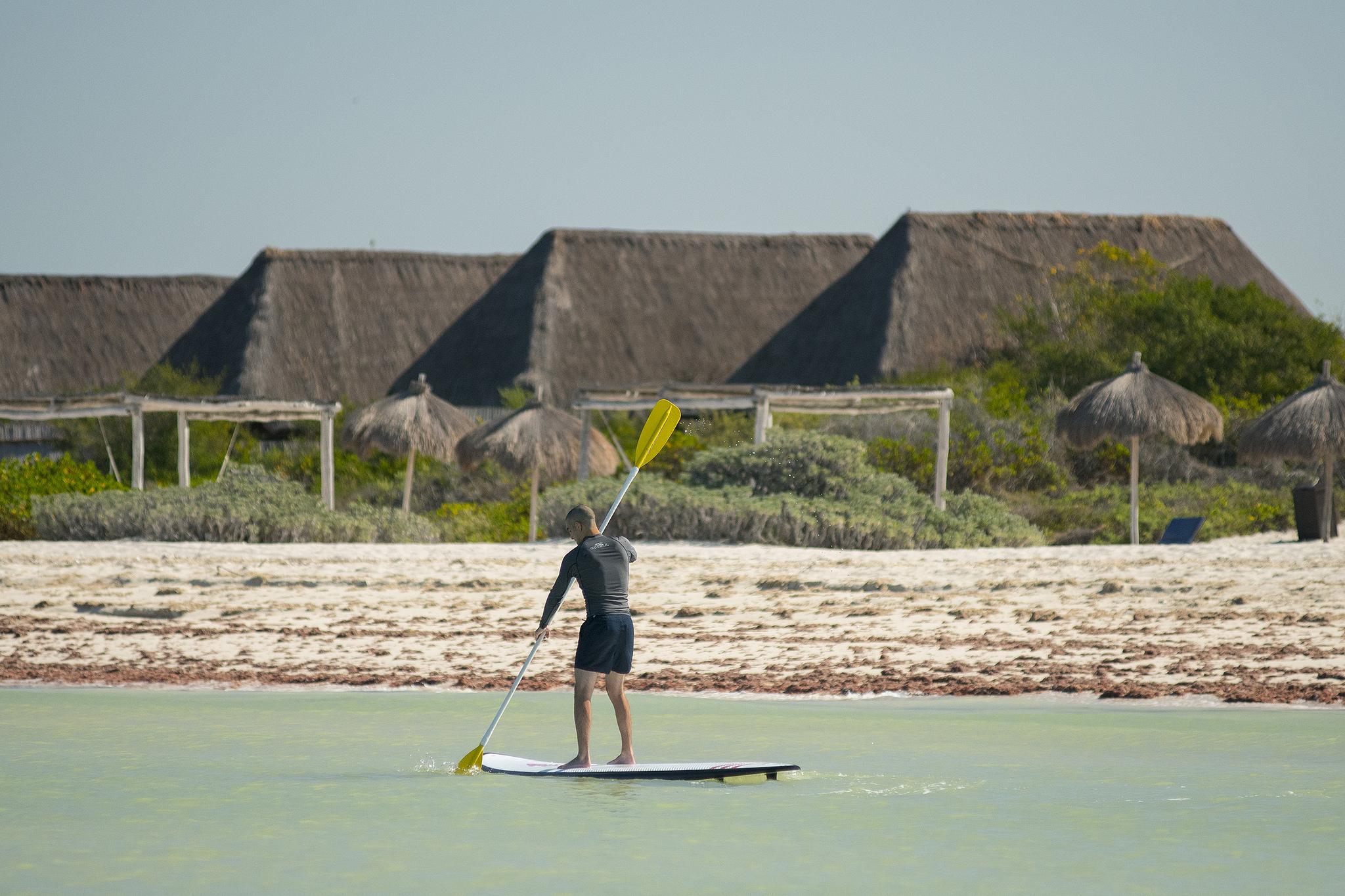 Dónde hospedarse en Celestún, Yucatán