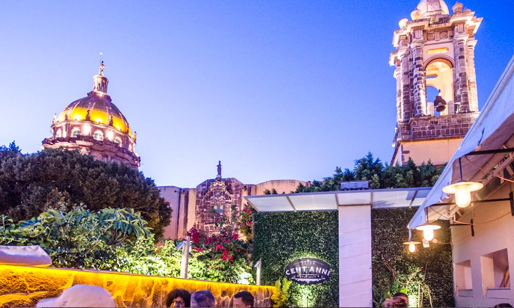 Dónde comer en San Miguel de Allende, restaurantes románticos nectar centanni
