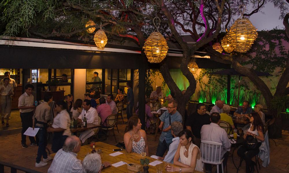Dónde comer en San Miguel de Allende, restaurantes románticos nectar el vergel
