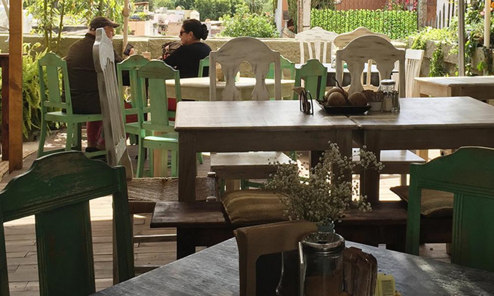 Dónde comer en San Miguel de Allende, restaurantes románticos nectar