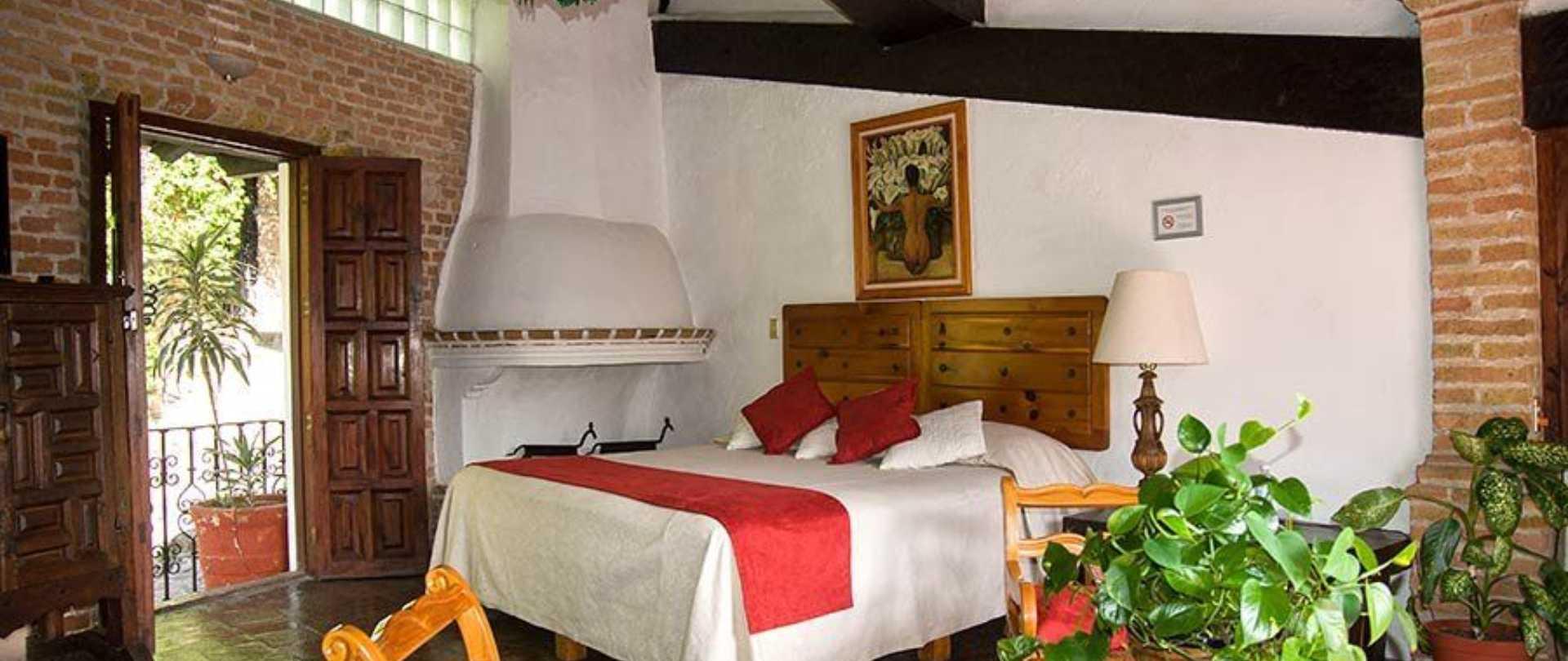 Donde dormir en Taxco