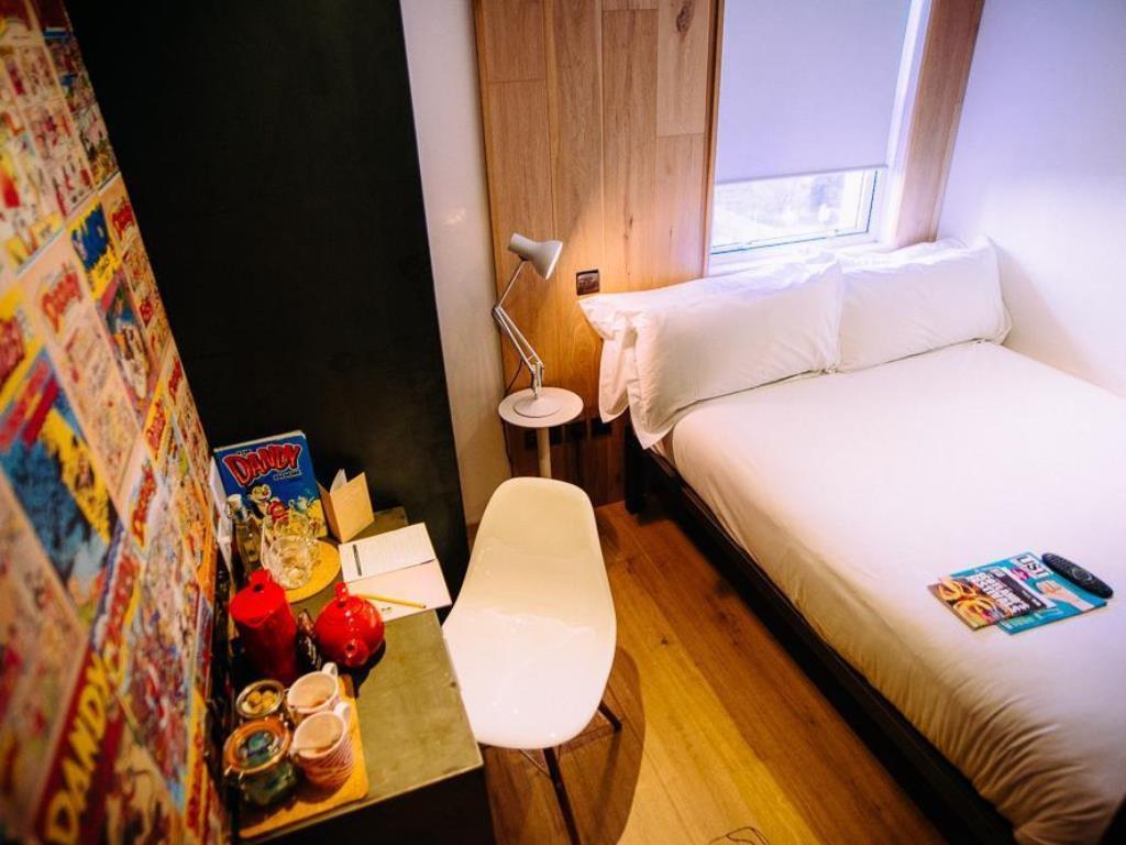 Hoteles inspirados en comics alrededor del mundo Grassmarket Hotel