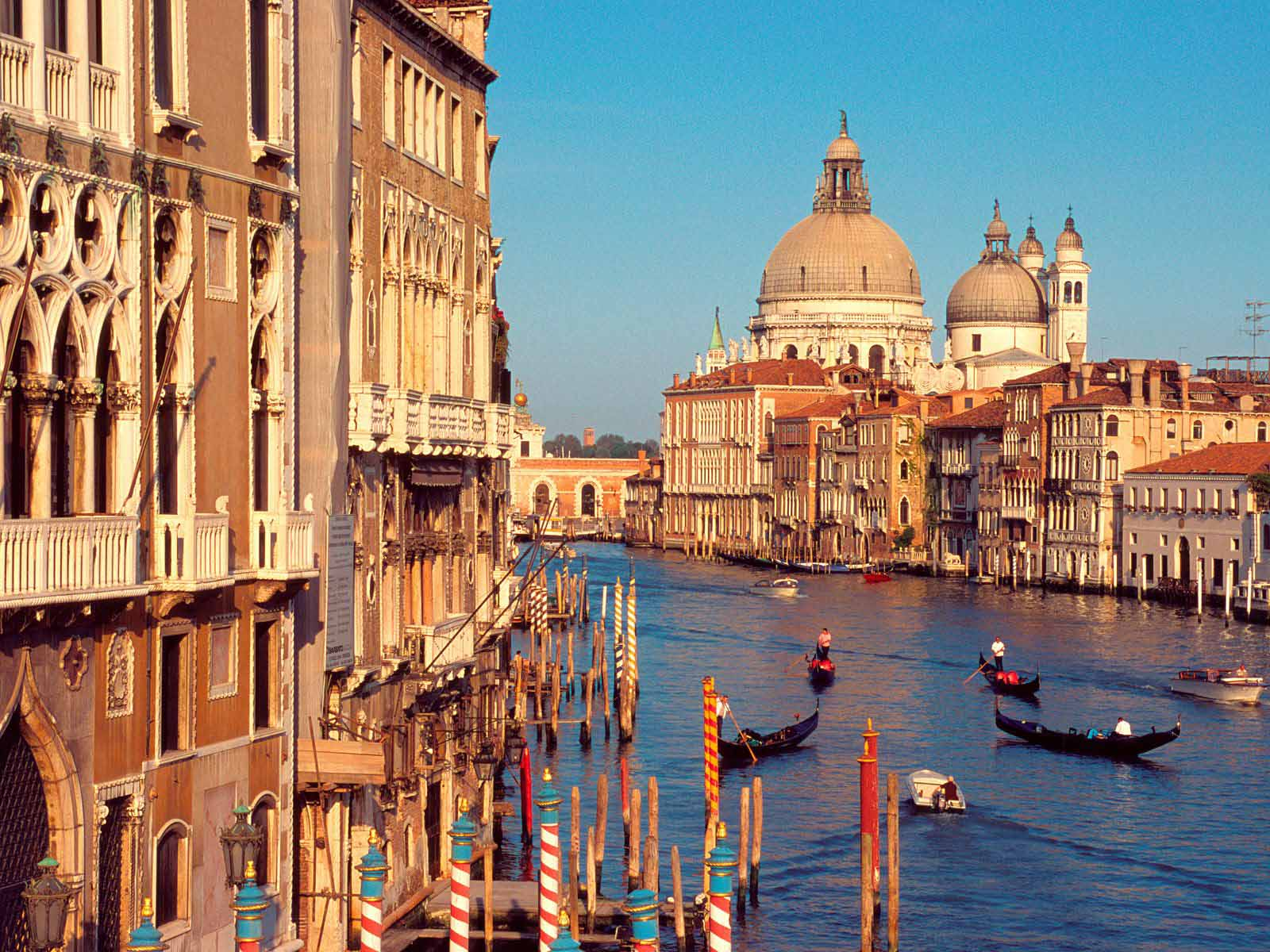 Las calles más famosas y espectaculares del mundo Gran_Canal_de_Venecia