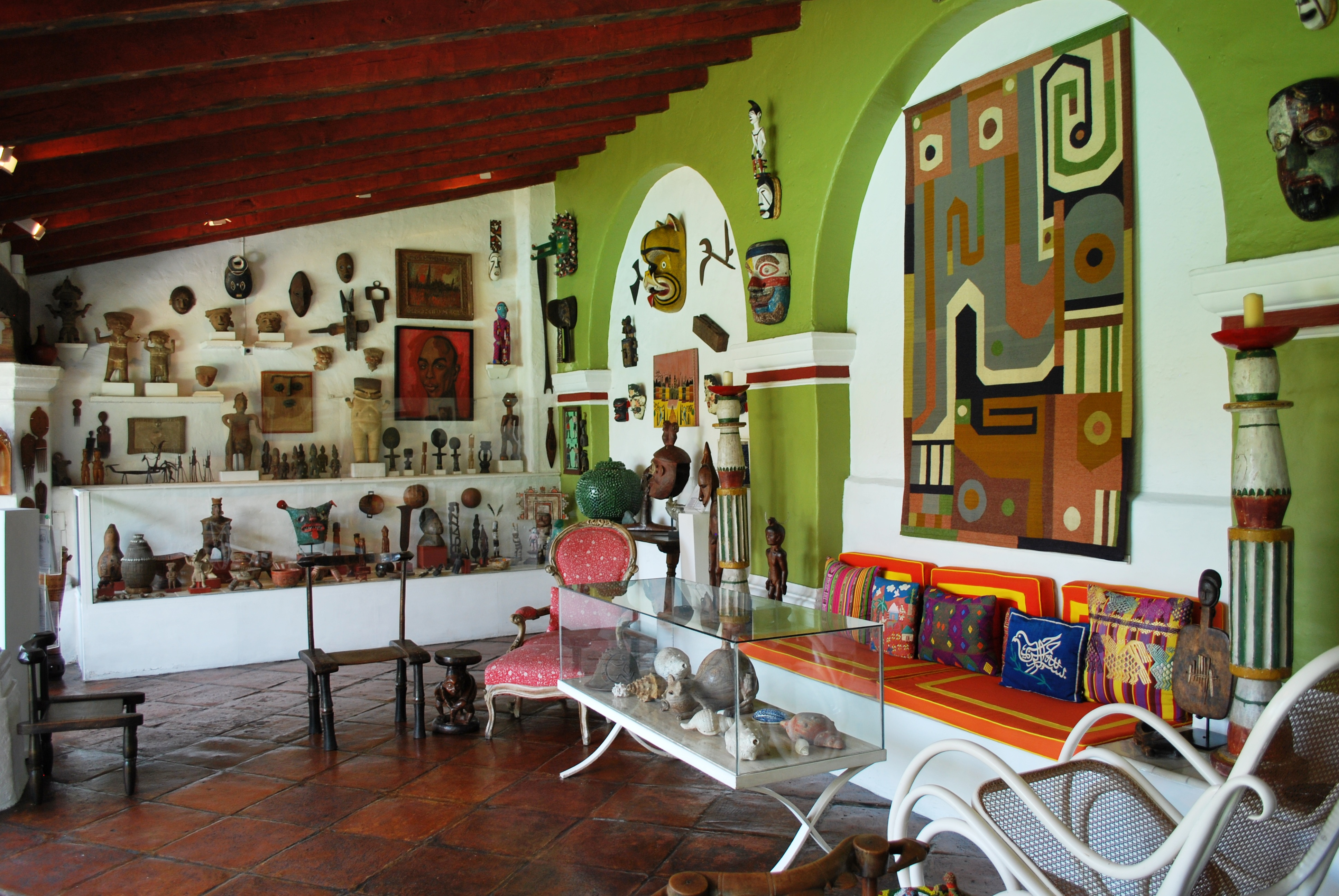 Las mejores cosas que hacer en Cuernavaca Museo Robert Brady