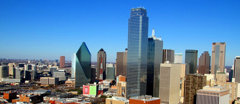 Las mejores cosas que hacer en Dallas skyline