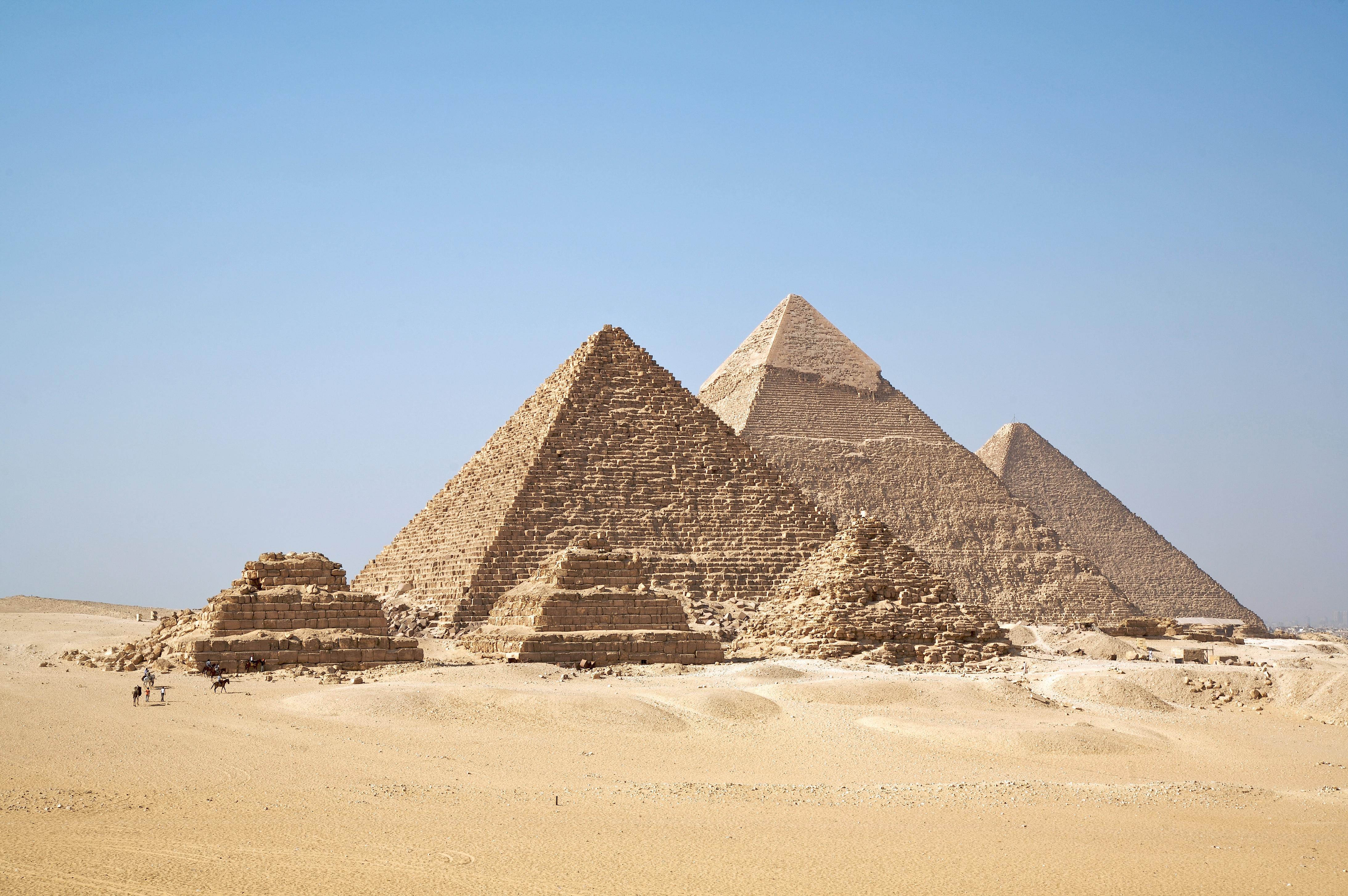 Las tumbas más famosas y visitadas del mundo Giza
