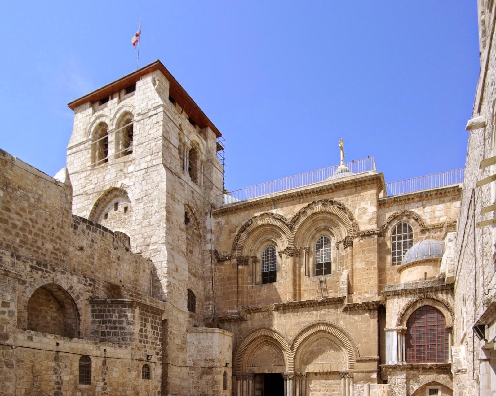 Las tumbas más famosas y visitadas del mundo Santo-sepulcro