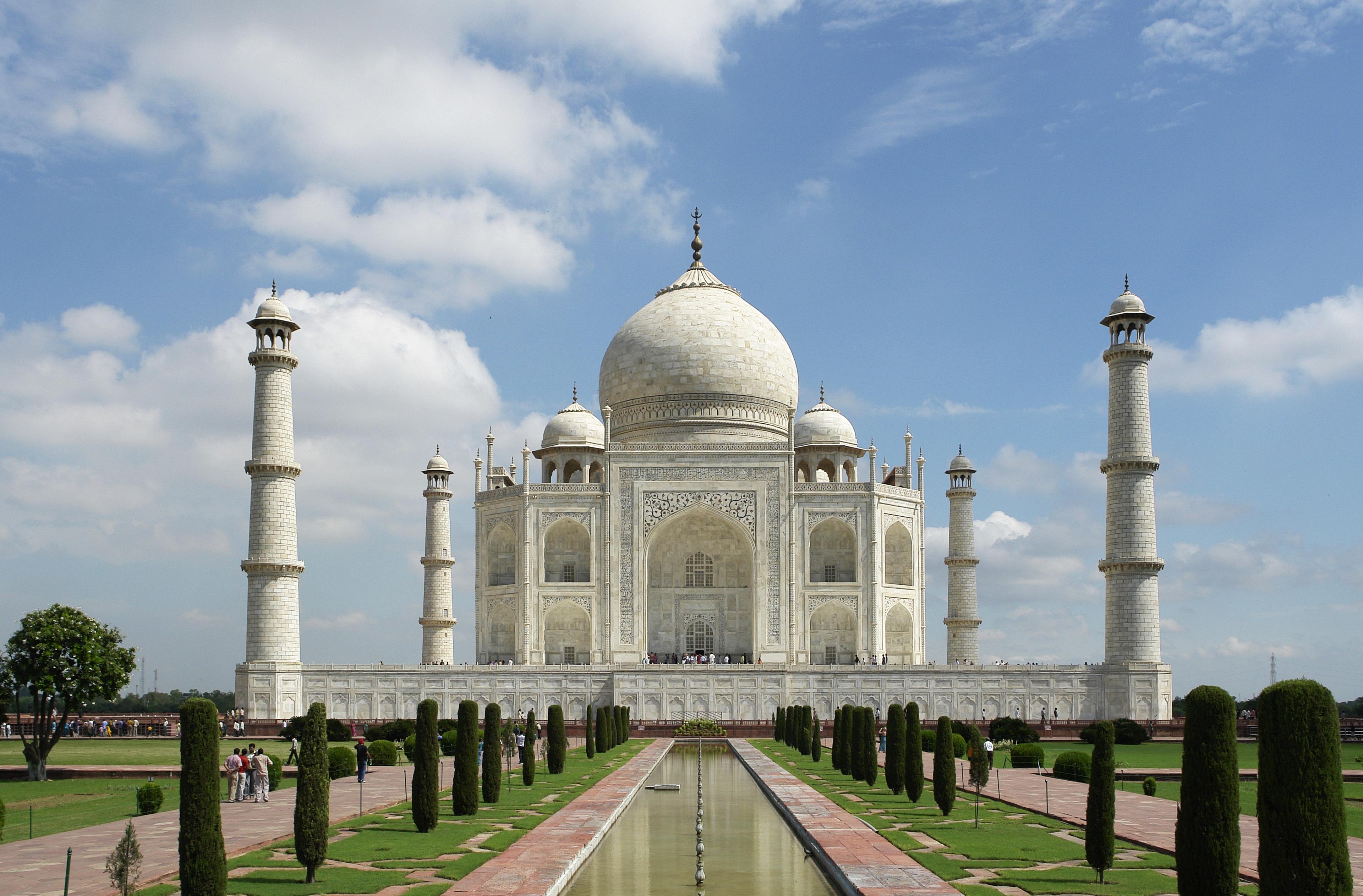 Las tumbas más famosas y visitadas del mundo Taj Mahal