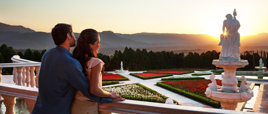 Los jardines más bellos del mundo Jardines de Mexico romance